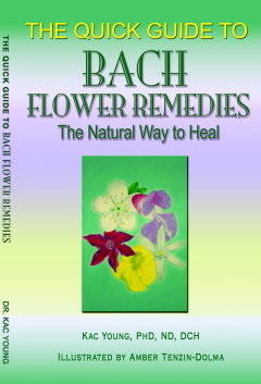 Bach Flower Remedies Quick Guide to Healing