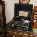 Dr. Bach's Typewriter